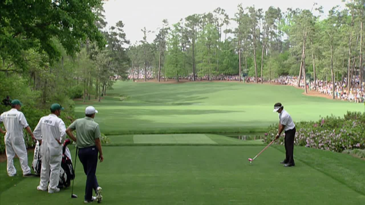 Welcome To The 2014 Masters Golf Tournament